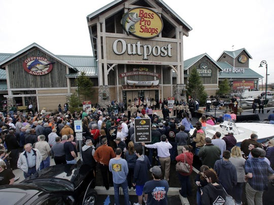 bass pro ends relationship with blugreen